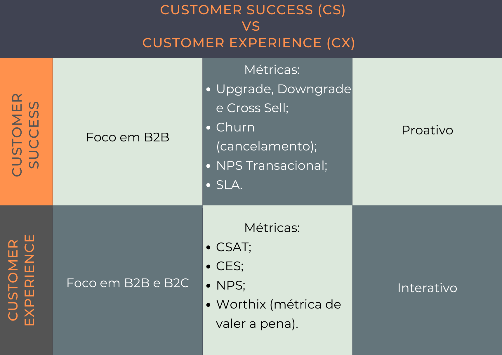 Customer Success vs Customer Experience