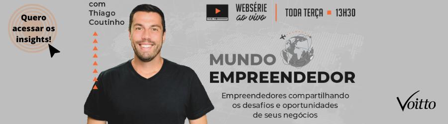 Websérie Mundo Empreendedor