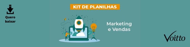 Kit de Marketing e Vendas