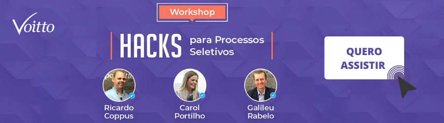 Workshop de Hacks para Processos Seletivos