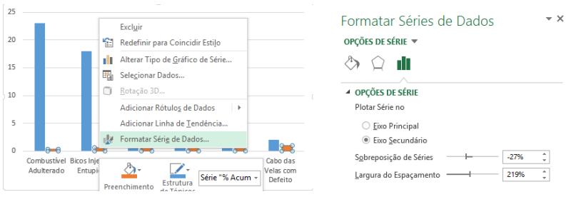 Aprenda como fazer um diagrama de pareto no excel blog voitto o ccuart Image collections