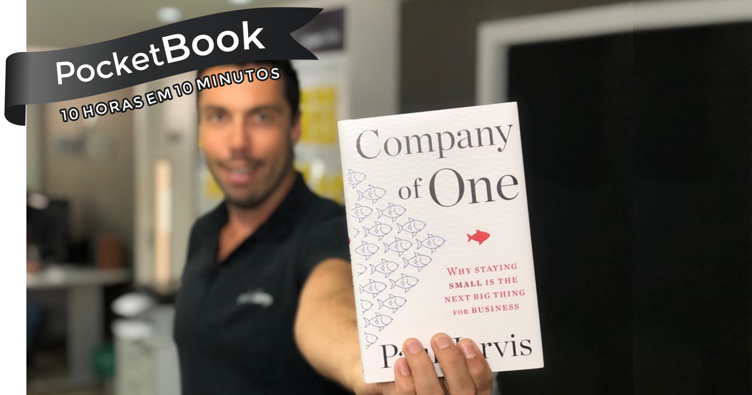 Livro Company of One - Paul Jarvis