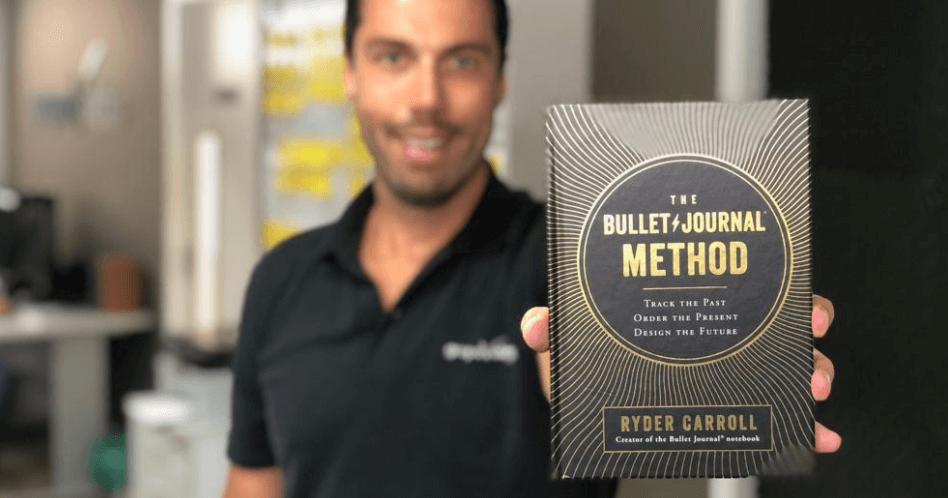Livro O Método Bullet Journal - Ryder Carroll