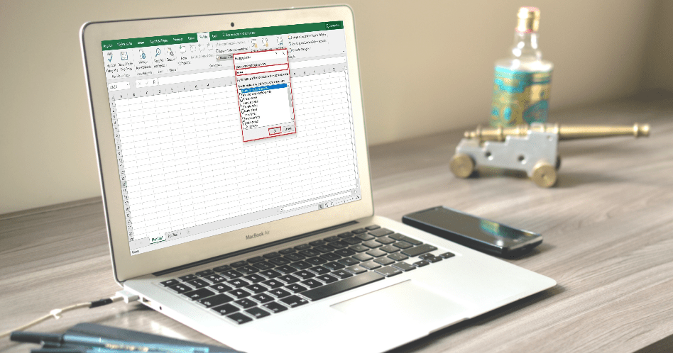 Como proteger planilha no Excel?