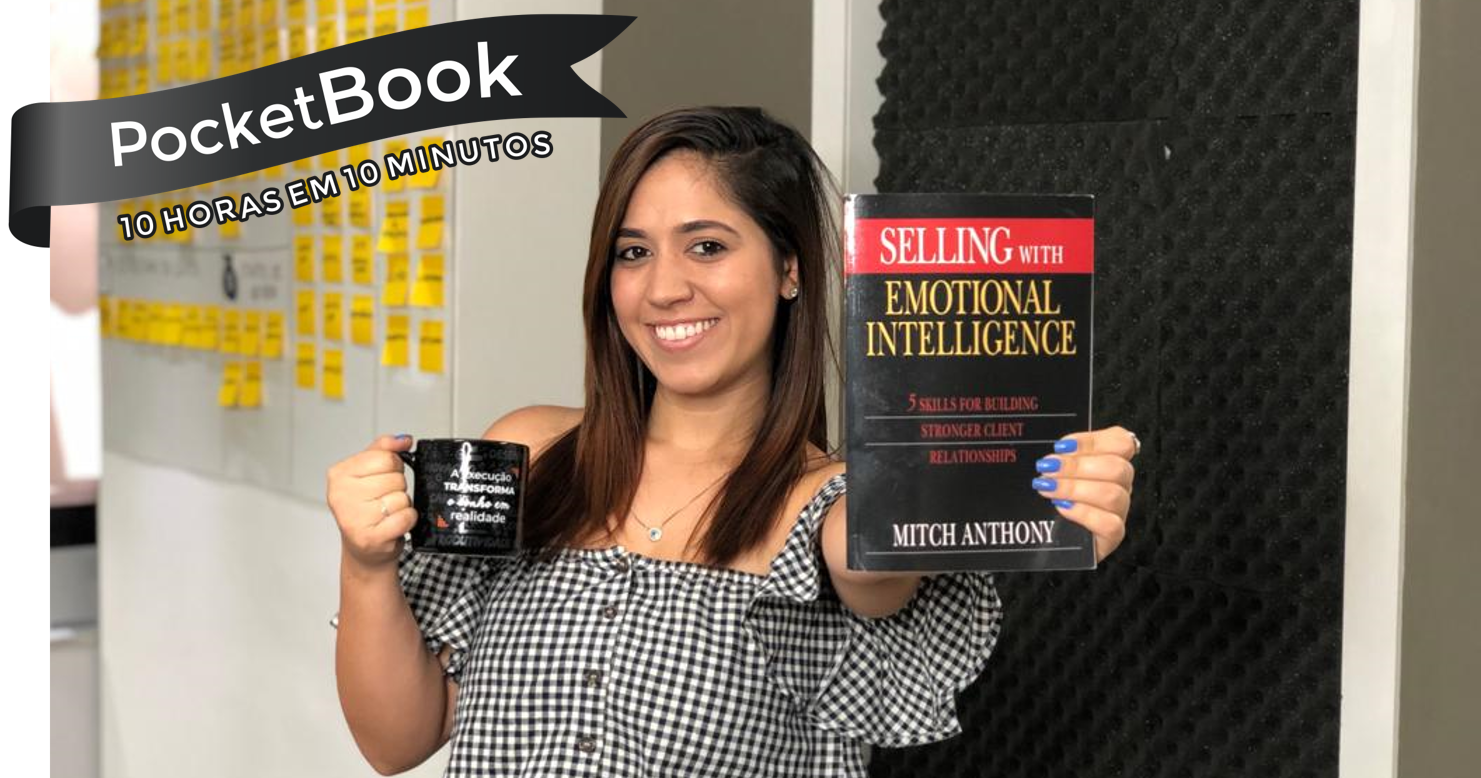 Livro Selling with Emotional Intelligence - Mitch Anthony