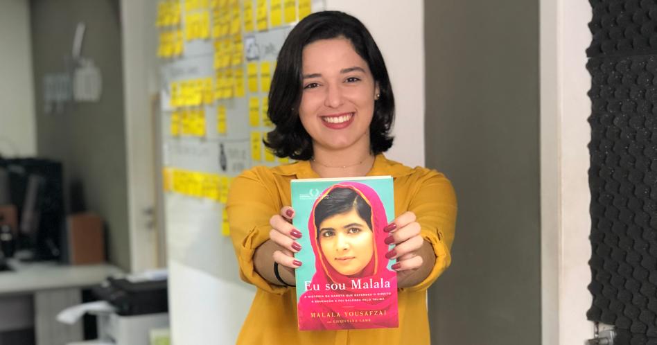 Livro Eu Sou Malala – Malala Yousafzai