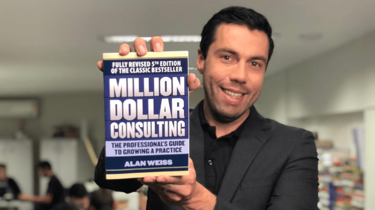 Livro Million Dollar Consulting - Alan Weiss