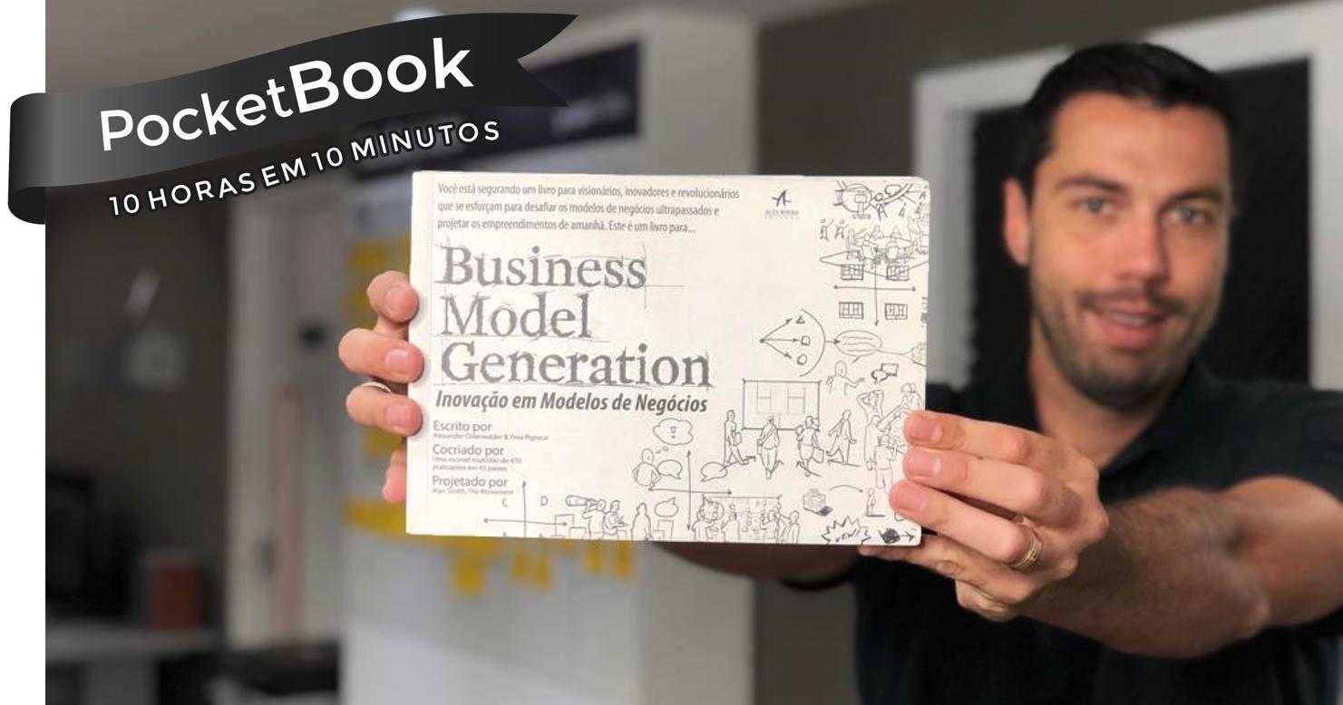 Livro Business Model Generation - Alexander Osterwalder e Yves Pigneur