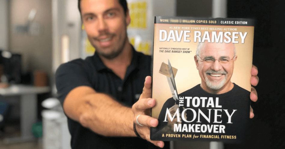 Livro The Total Money Makeover - Dave Ramsey
