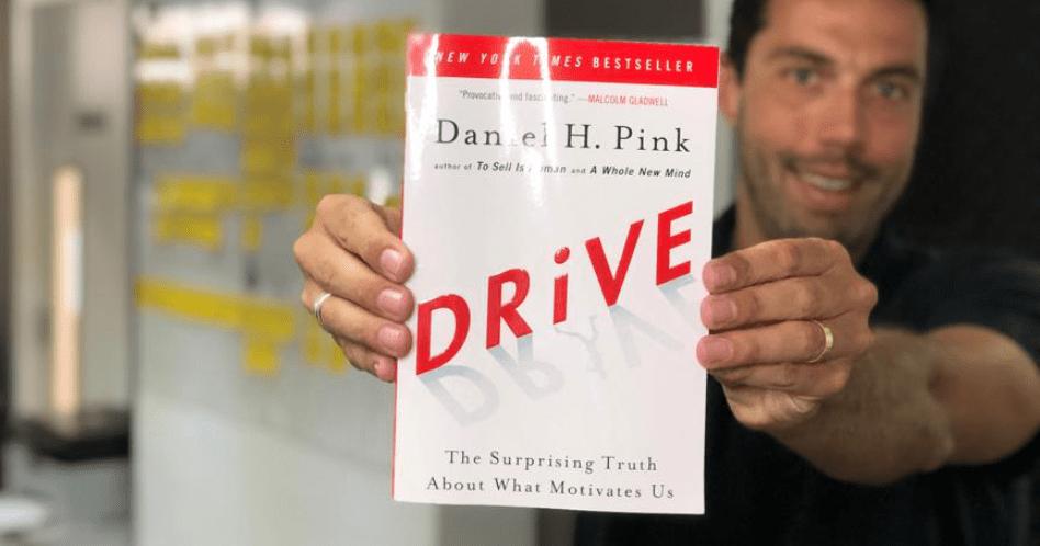 Livro Motivação 3.0 - Daniel H. Pink