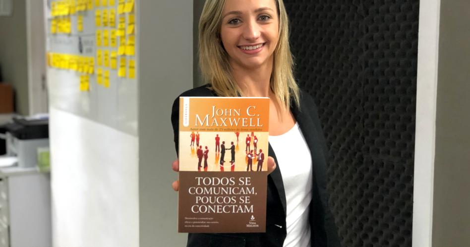 Livro Todos se Comunicam, Poucos se Conectam - John C. Maxwell