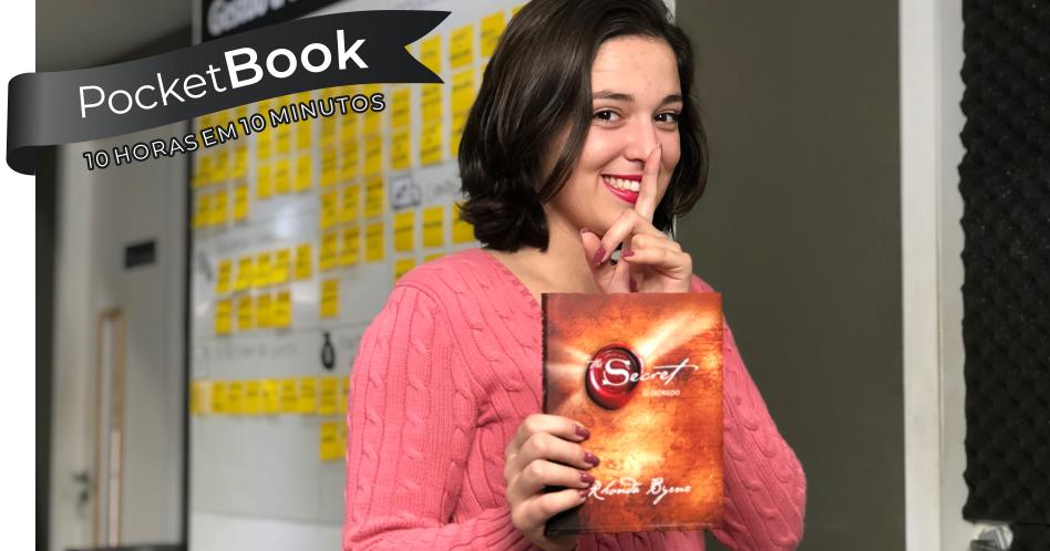 Livro O Segredo – Rhonda Byrne