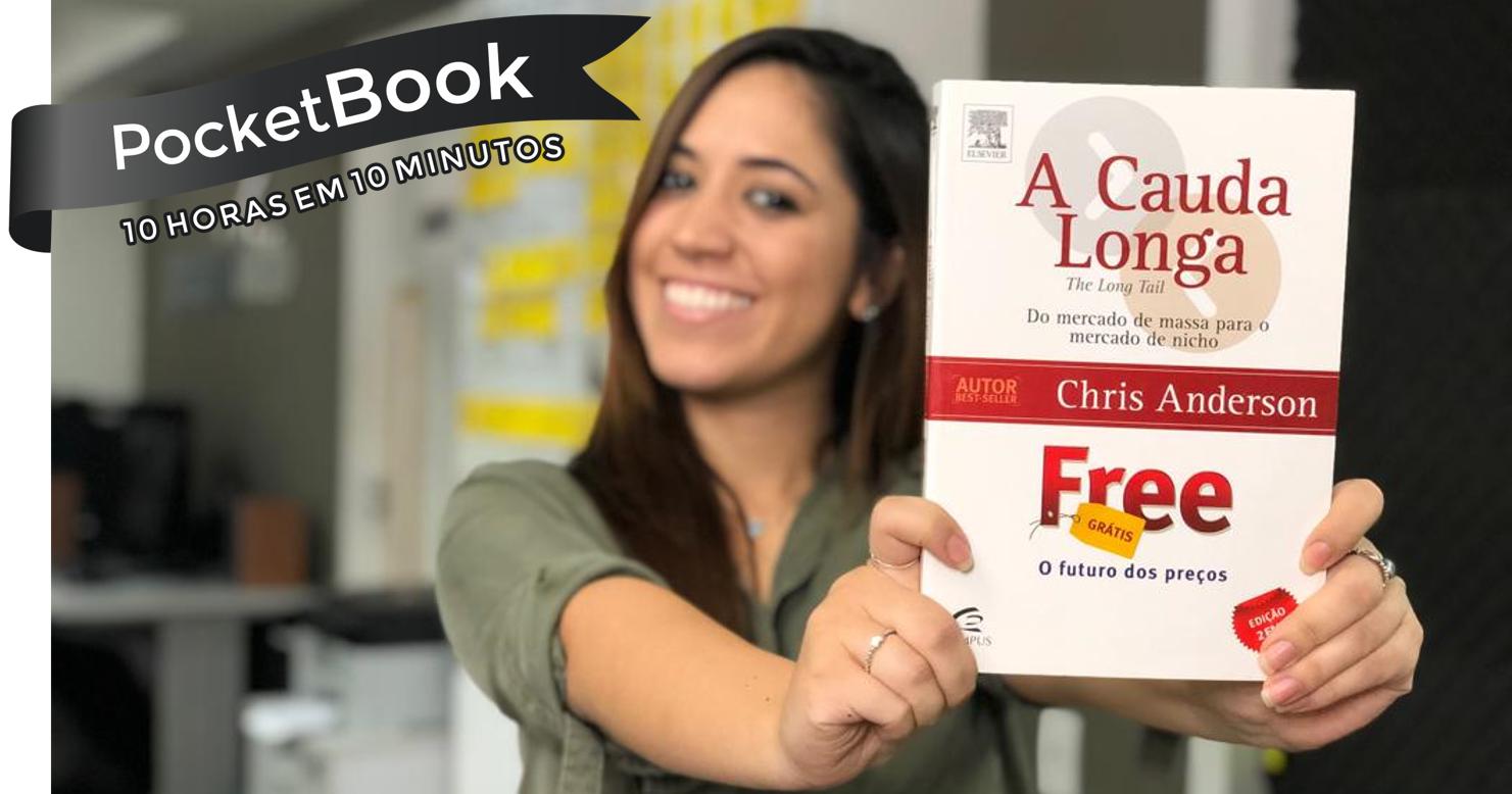 Livro A Cauda Longa - Chris Anderson