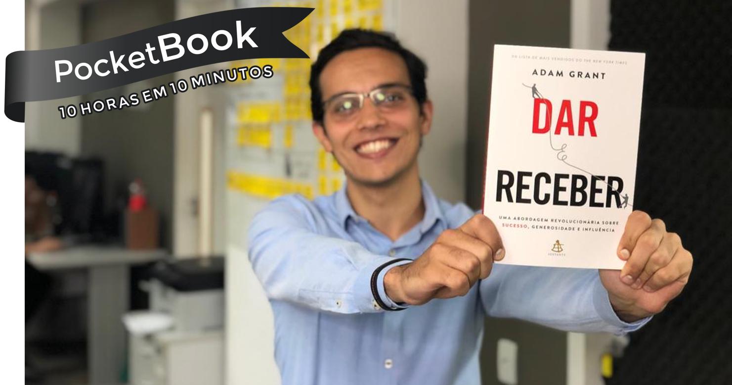 [Pocket Book] Dar e Receber - Adam Grant