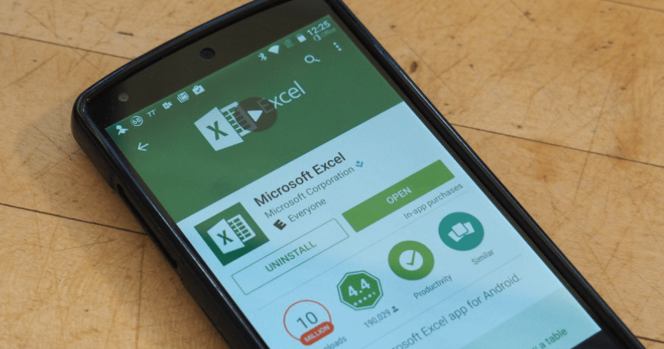 Excel for Android: what are the advantages and differences?