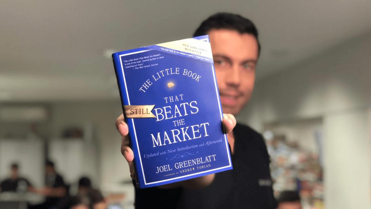 Livro The Little Book That Still Beats The Market - Joel Greenblatt