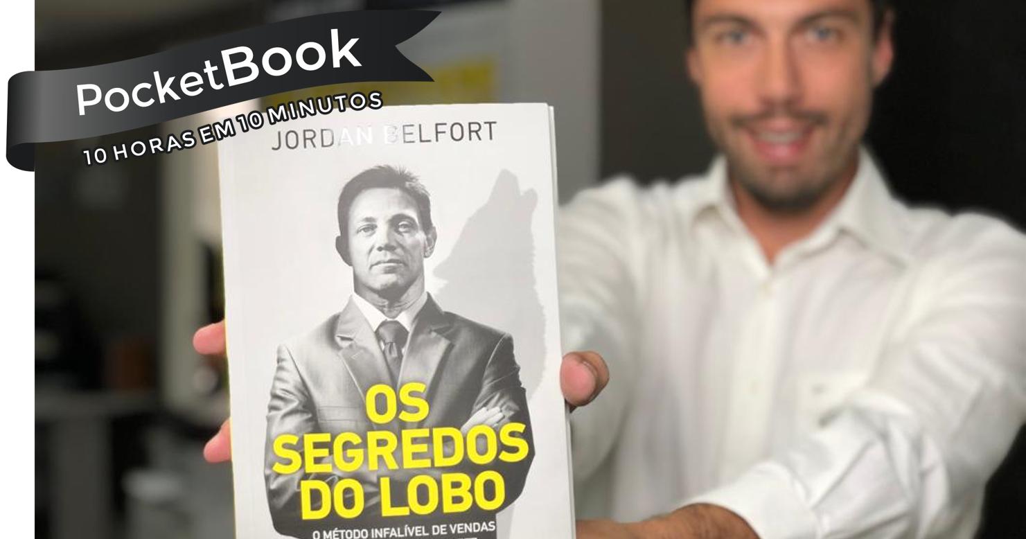 [PocketBook] Os Segredos do Lobo - Jordan Belfort