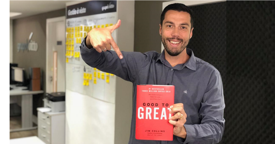 Book Good to Great - Jim Collins