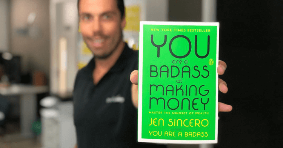 Livro You Are A Badass At Making Money - Jen Sincero