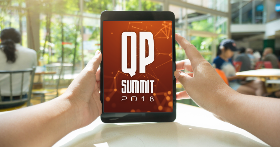 9 motivos para participar do QP Summit 2018