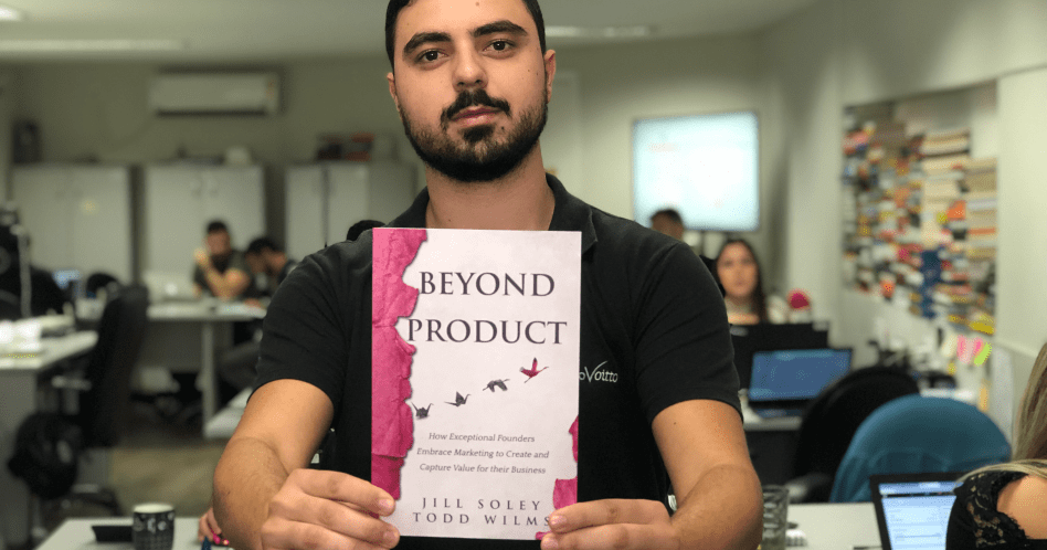 Livro Beyond Product - Jill Soley & Todd Wilms