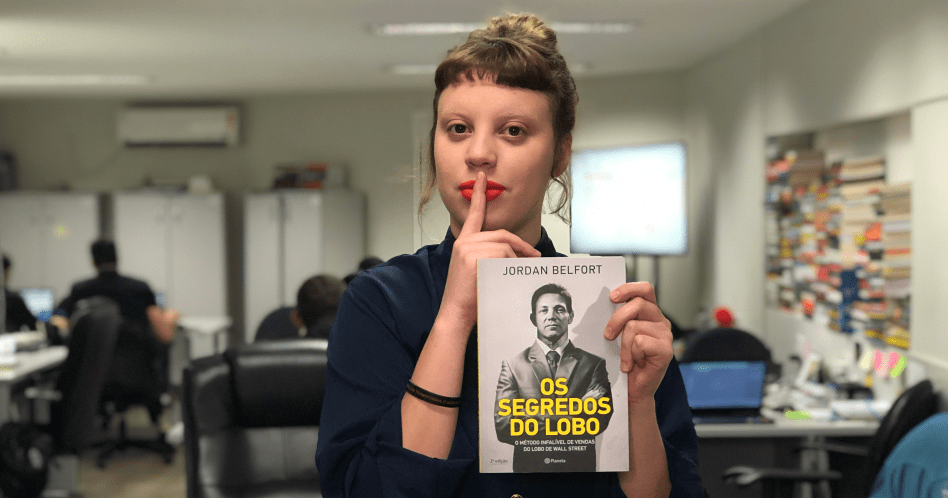 Livro Os Segredos do Lobo - Jordan Belfort