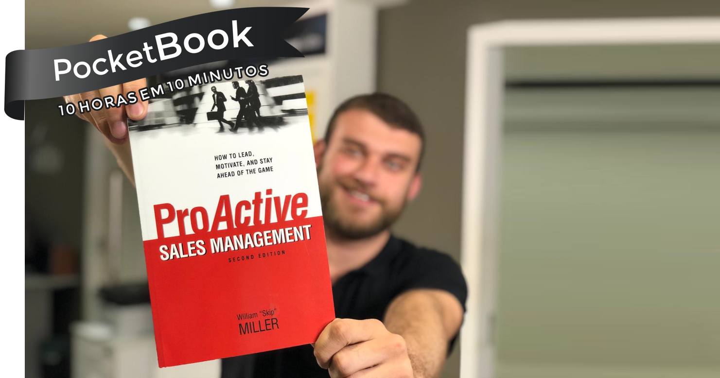 Livro ProActive Sales Management - William Miller