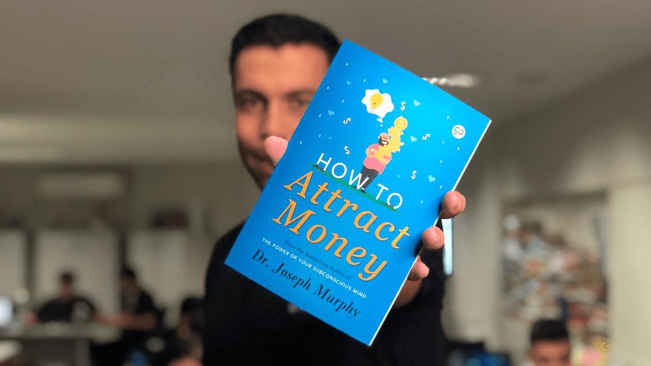 Livro Como Atrair Dinheiro - Dr. Joseph Murphy