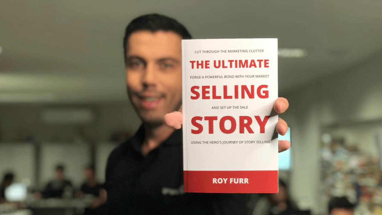 Livro The Ultimate Selling Story - Roy Furr