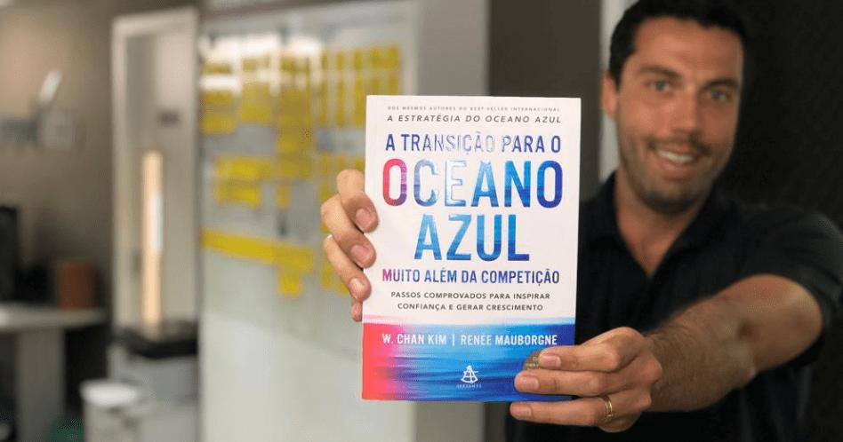 Livro A Transição para o Oceano Azul - W. Chan Kim e Renée Mauborgne