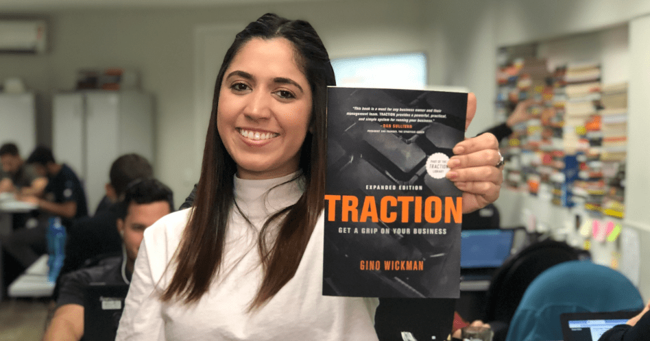 Livro Traction - Gino Wickman