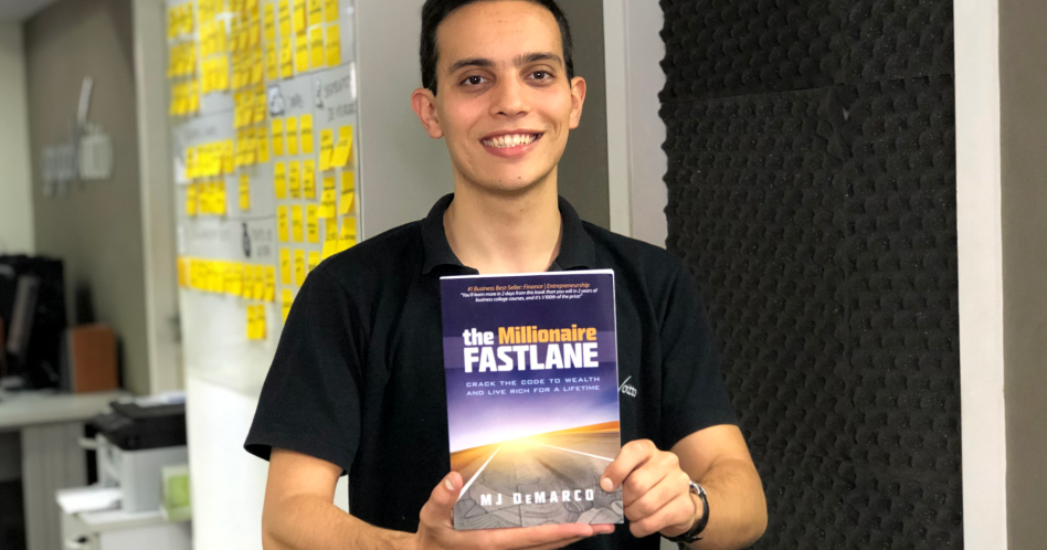 Livro The Millionaire Fastlane - M. J. DeMarco