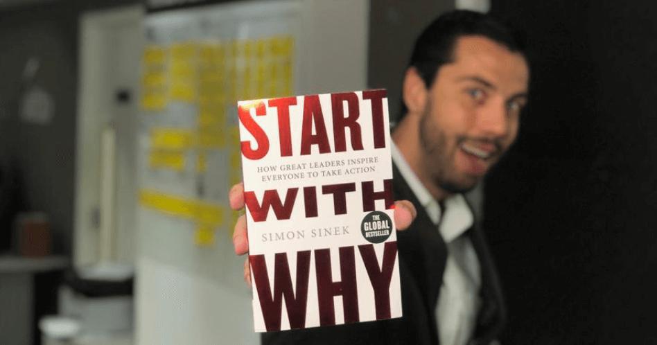 Livro Por Quê? Como Motivar Pessoas e Equipes a Agir - Simon Sinek