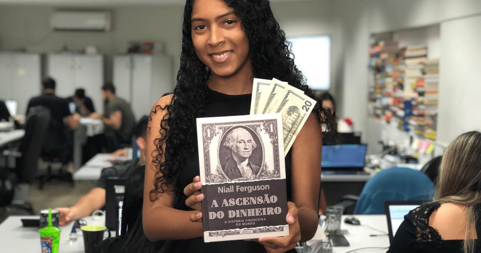 Livro A Ascensão do Dinheiro - Niall Ferguson
