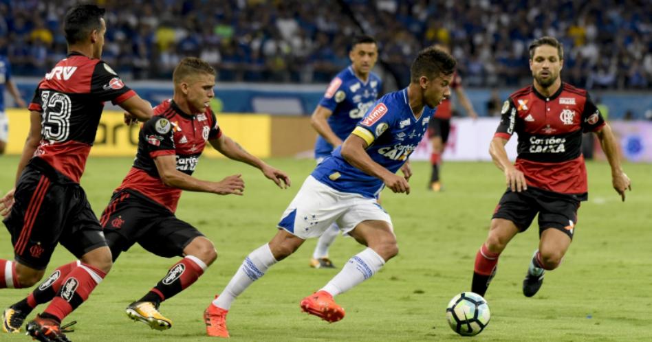 Cruzeiro e Flamengo  a grande final e sua relação com o Seis Sigma ... 6bb3819f74bdd