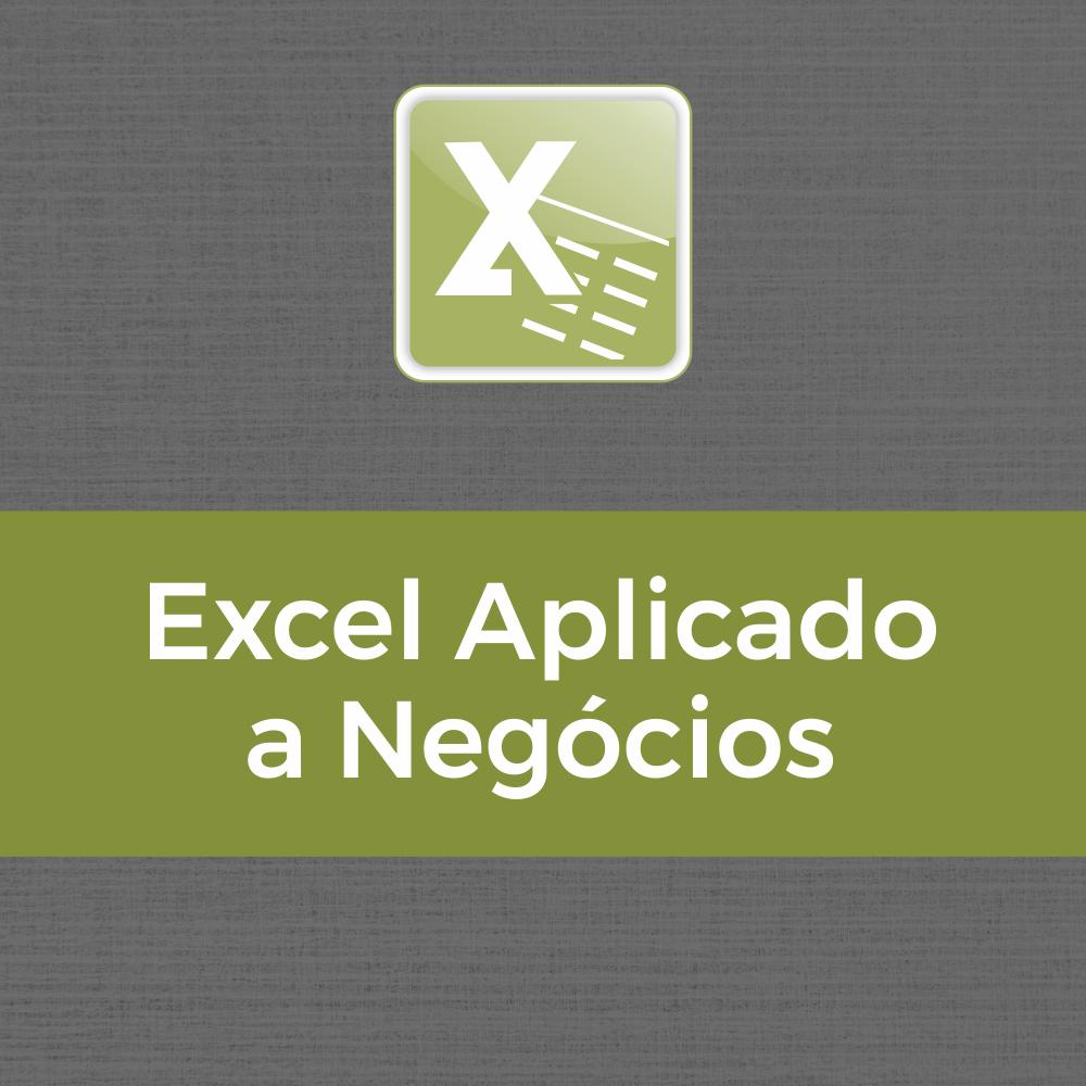 Excel Aplicado a Negócios - 20h